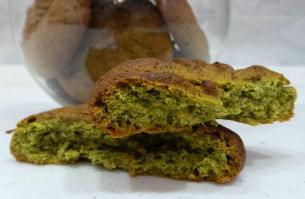 мятное печенье - пошаговый рецепт