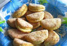 печенье с творогом - пошаговый рецепт