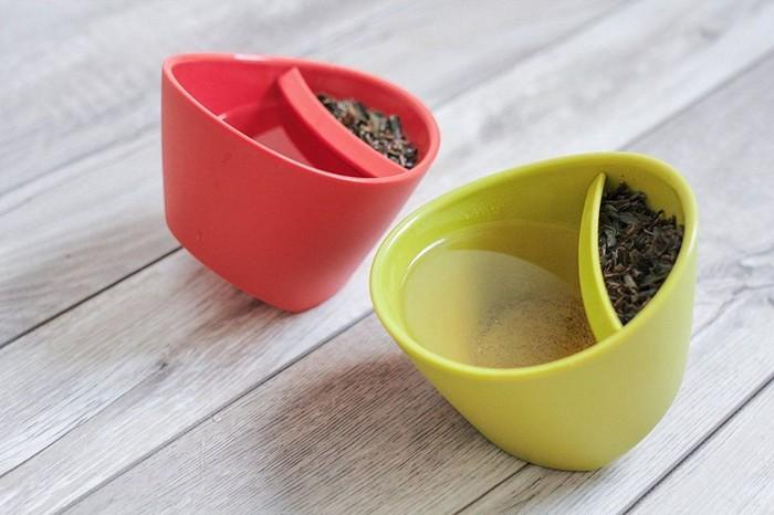 Чашка для приготовления чая