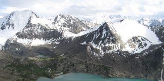 Киргизия, горы