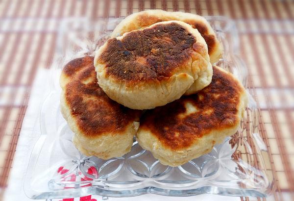 пирожки с печенью и яйцом - пошаговый рецепт