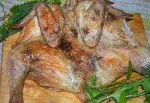 цыпленок табака - пошаговый рецепт
