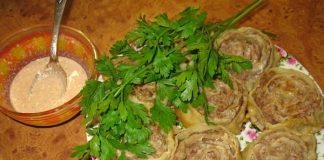 ленивые пельмени - пошаговый рецепт