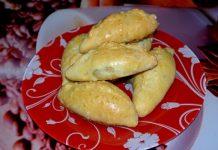 пирожки с картошкой и грибами - пошаговый рецепт