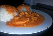бефстроганов из курицы со сметаной - пошаговый рецепт