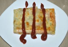 Чимичанга - пошаговый рецепт