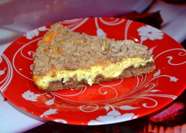 шоколадно-творожный пирог - пошаговый рецепт