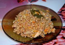 гречка с курицей - пошаговый рецепт