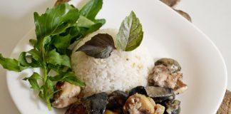 Курица с грибами в мультиварке - пошаговый рецепт