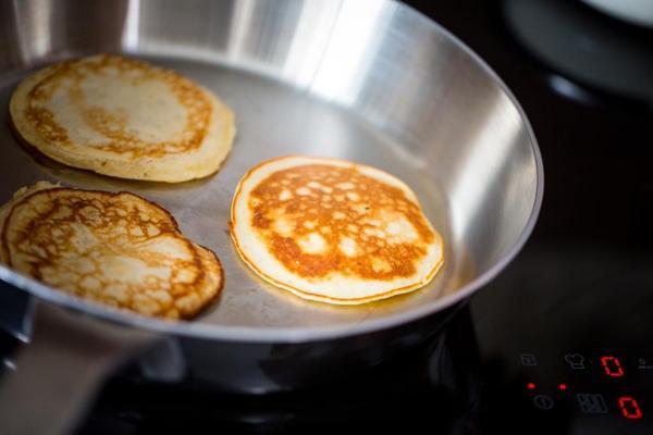 Как приготовить Панкейки с шафраном