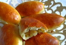 пирожки с грушами - пошаговый рецепт