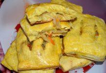 слойки с капустой - пошаговый рецепт