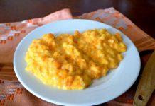 Тыква с рисом на молоке - пошаговый рецепт