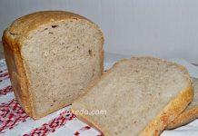 хлеб ржано-пшеничный на ржаной закваске - пошаговый рецепт
