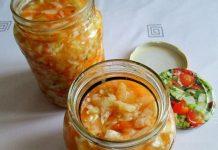 Квашеная капуста с тмином - пошаговый рецепт
