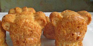 кексики на сметане - пошаговый рецепт