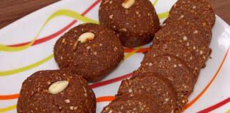 Кондитерская колбаска из печенья - пошаговый рецепт