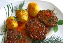 котлеты из куриной печени - пошаговый рецепт