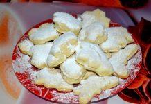 печенье на огуречном рассоле - пошаговый рецепт