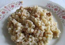 Перловка с мясом в мультиварке - пошаговый рецепт