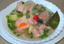 уха из лосося - пошаговый рецепт