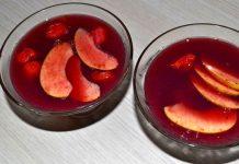 желеиз красной и черной смородины - пошаговый рецепт с фото