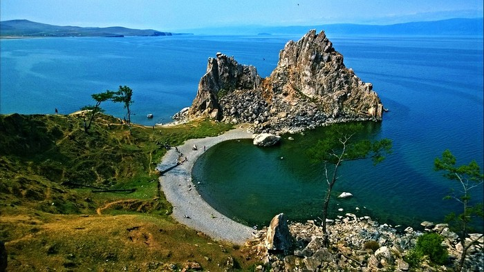 Байкал, Бурятия
