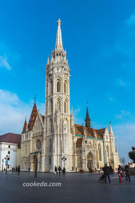 Церковь Святого Матьяша, XIV в.