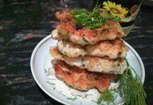 Котлеты по-французски из куриного филе - пошаговый рецепт