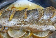 Горбуша запеченная с картофелем в духовке - пошаговый рецепт