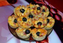 маффины из картофельного пюре - пошаговый рецепт