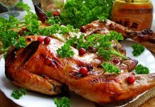 курица в медовом маринаде с соевым соусом - пошаговый рецепт