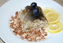 Щука фаршированная гречкой - пошаговый рецепт
