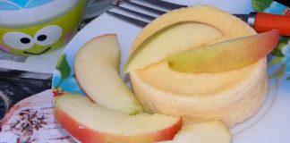 Сладкий омлет с творогом - пошаговый рецепт