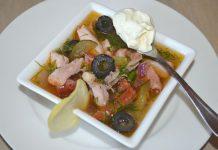 Сборная мясная солянка - пошаговый рецепт