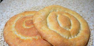 Как приготовить домашние тандырные лепешки в духовке - пошаговый рецепт с фото