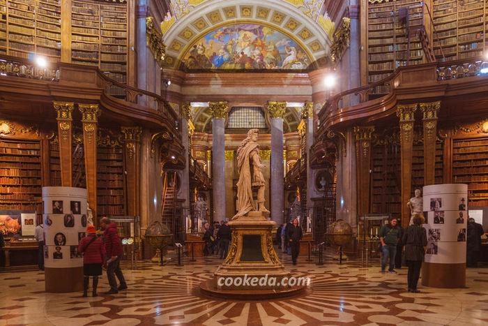 Австрийская национальная библиотека