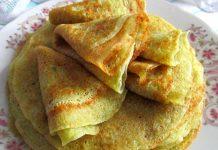 вкусные блины из кабачков - пошаговый рецепт с фото
