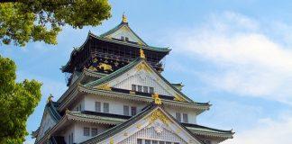 Замок, Осака