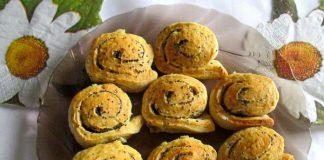 сладкое картофельное печенье - пошаговый рецепт