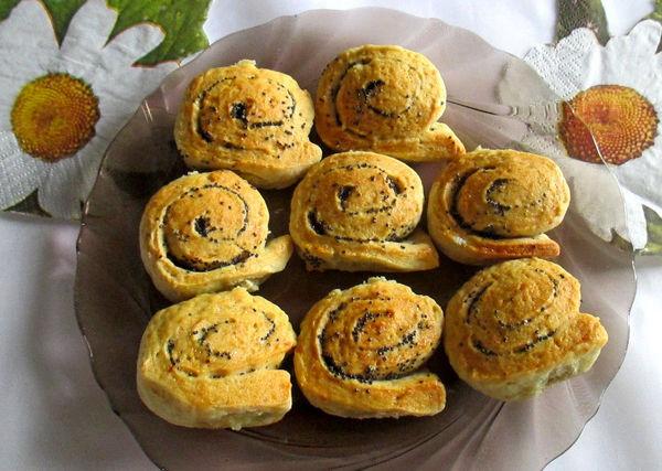 Печенье в форме картошки