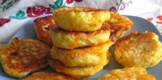 Постные капустные оладьи - рецепт с фото