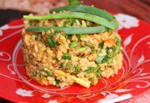 рис с овощами на гарнир - рецепт