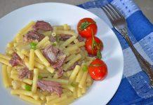 макароны по-флотски с тушенкой - пошаговый рецепт