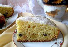 Пирог на кефире с манкой - пошаговый рецепт