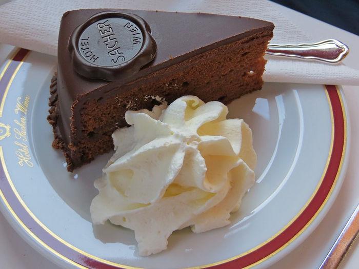 Торт «Захер»
