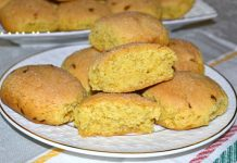 лимонное печенье - рецепт с фото