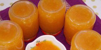 апельсиновый джем - рецепт с фото