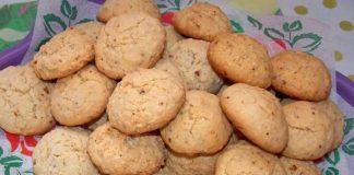 Ореховое печенье - пошаговый рецепт