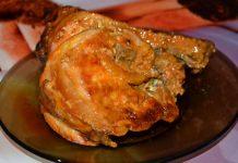 Утиная грудка в рукаве в духовке - рецепт